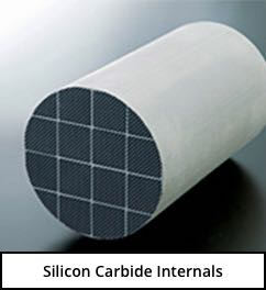 fap dpf -silicon-carbide